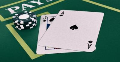 Jugada blackjack 21